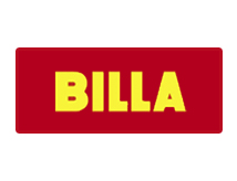 Billa shopping markets in Moscow